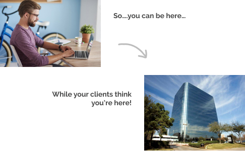 Virtual Office for North Houston Executive Suites