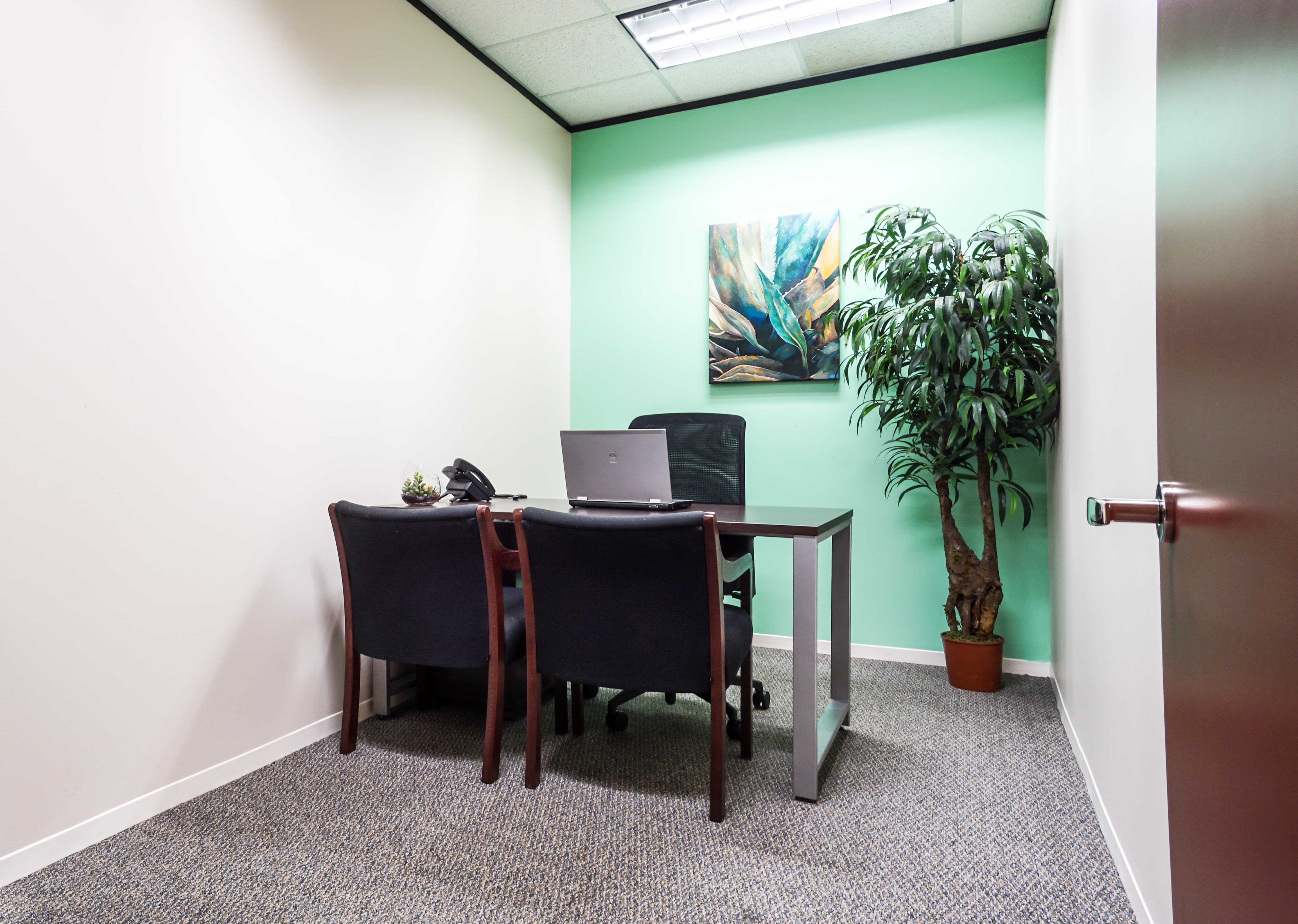 North Houston Executive Suites Private Office
